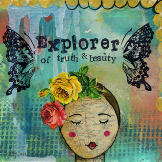 explorer, kelly rae roberts