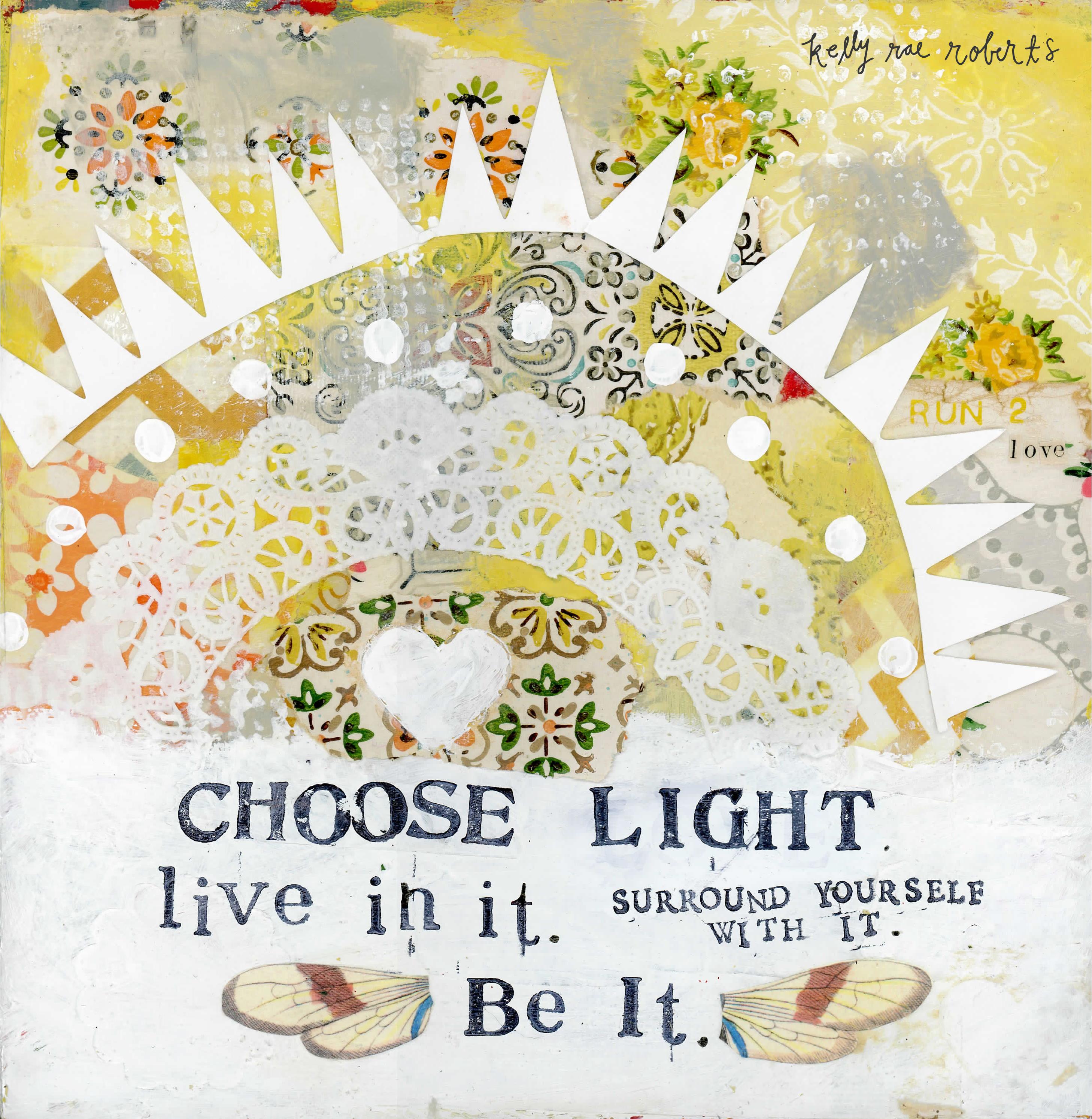 Image result for choose light