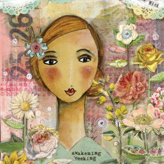 Joyful Girl - Kelly Rae Roberts