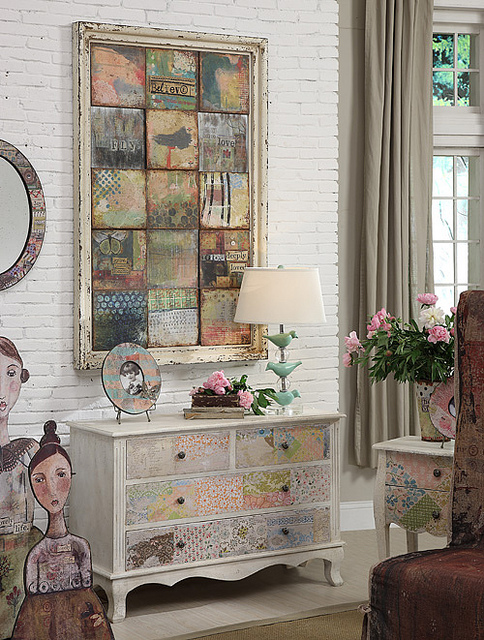 Creative Co Op Home Decor Line Kelly Rae Roberts