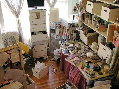 messy everything