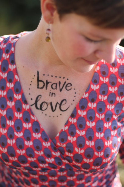 especially brave in love
