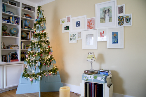 glimpses + holiday decor