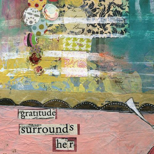 generosity + gratitude = heart explosion