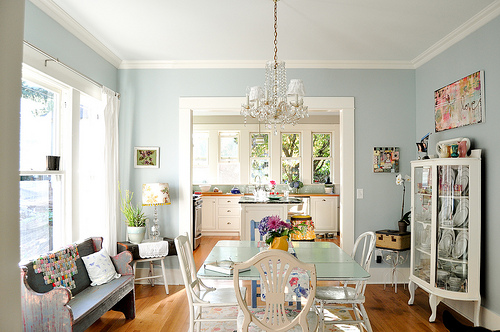 Dining Room Photo Tour Several Easy Diy Projects Mixed