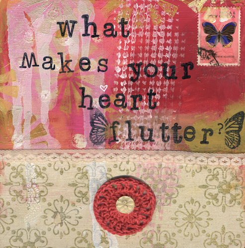 what makes your heart flutter?
