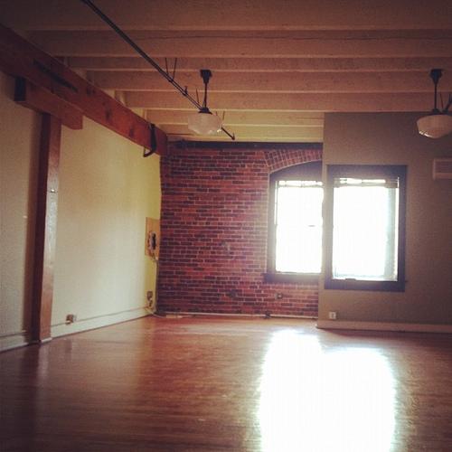 studio move in progress!