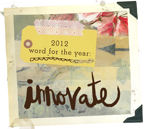 6 month check up on my word of the year: Innovate