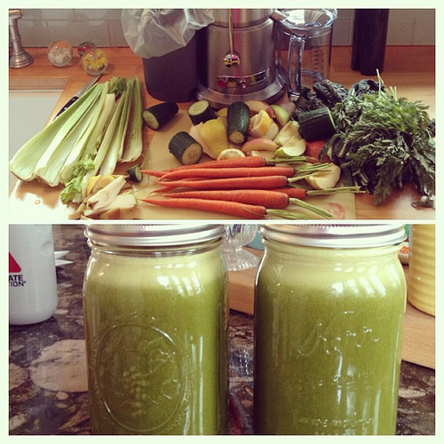 Juicing + smoothie update!