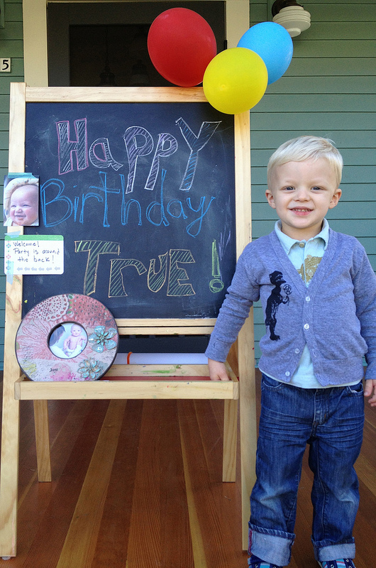 True Turns THREE!