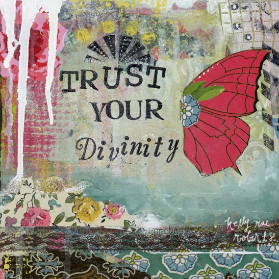 New Art :: Trust Your Divinity
