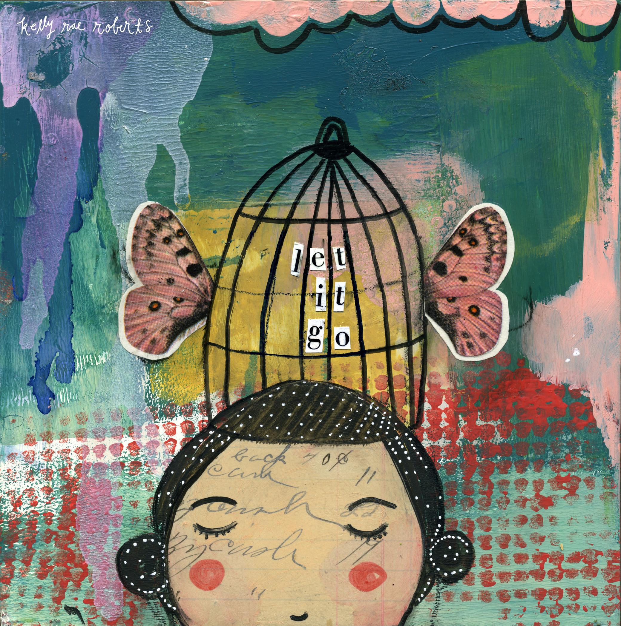 Kelly Rae Roberts Wall Art