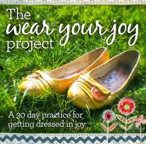 IT'S FINALLY HERE! THE WEAR YOUR JOY PROJECT ECOURSE