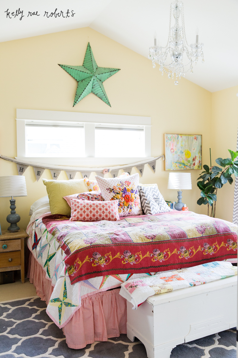 Home Tour: Master Bedroom!