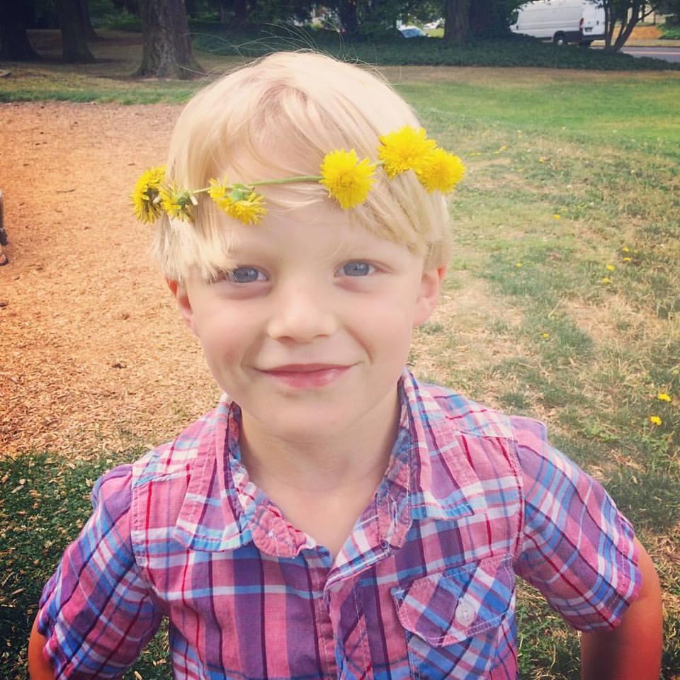 KRR true flower crown
