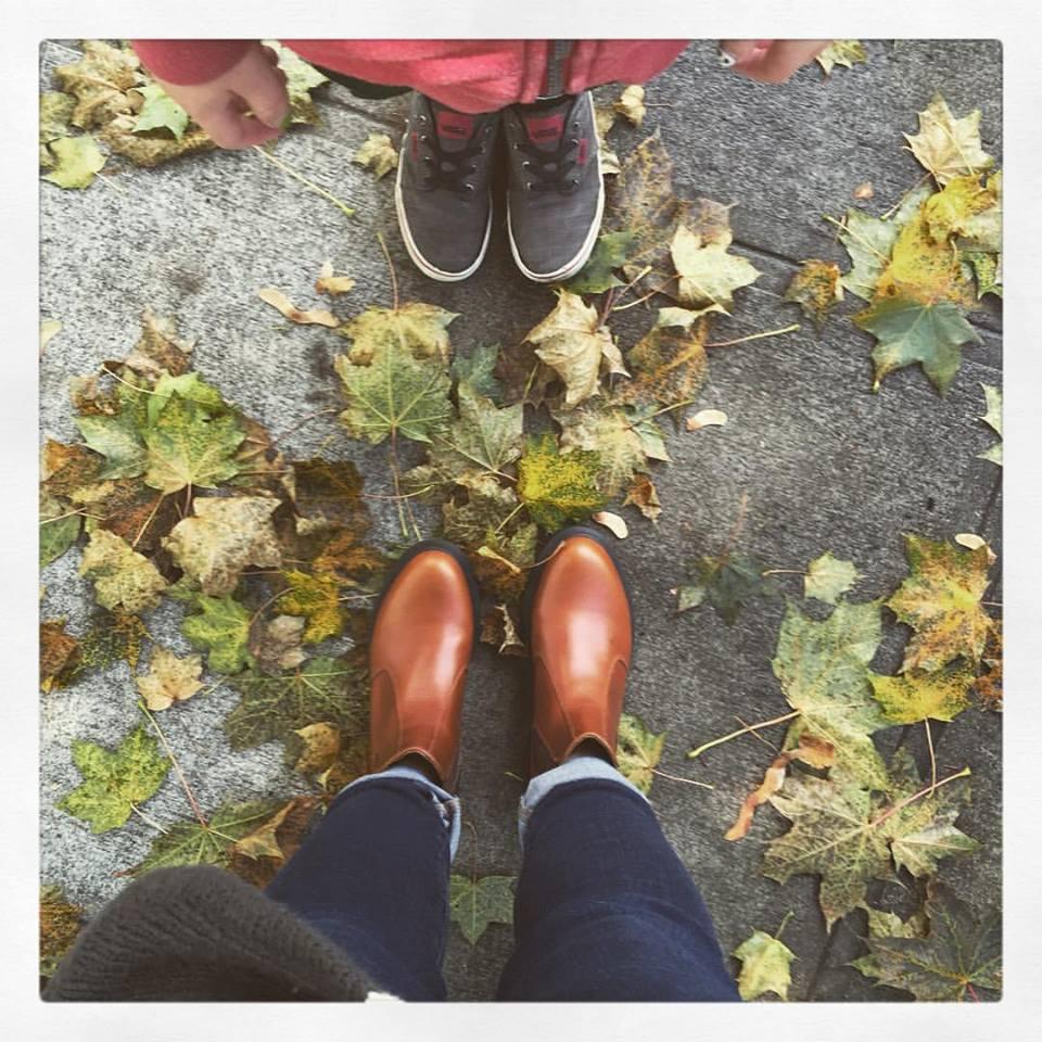 Weekly Update – Hello Autumn