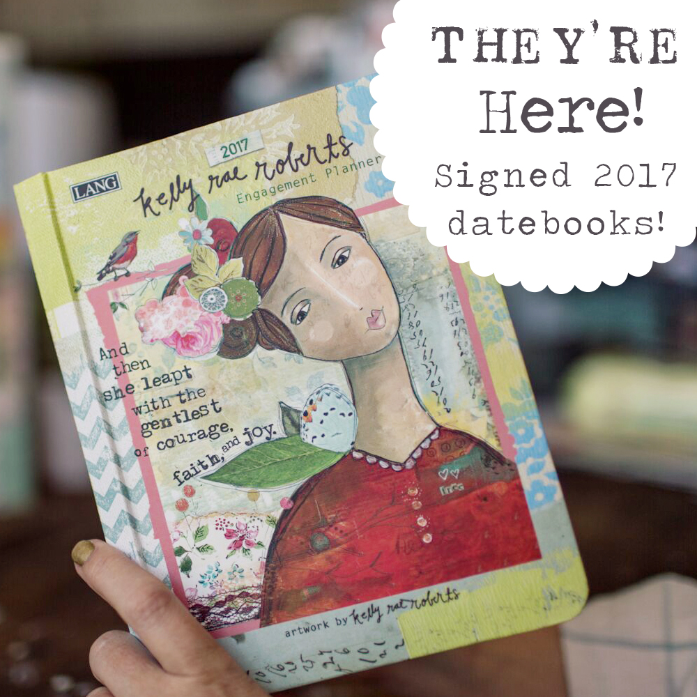 2017 Day Planners – Get Them While You Can (they're going fast)