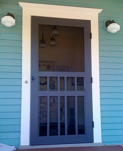 screen door!