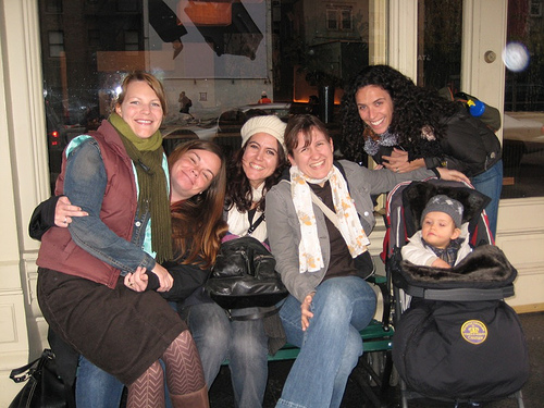 after brunch in the village, nyc