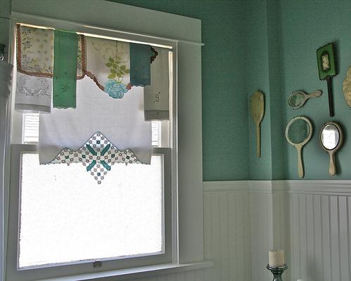 simple diy curtain