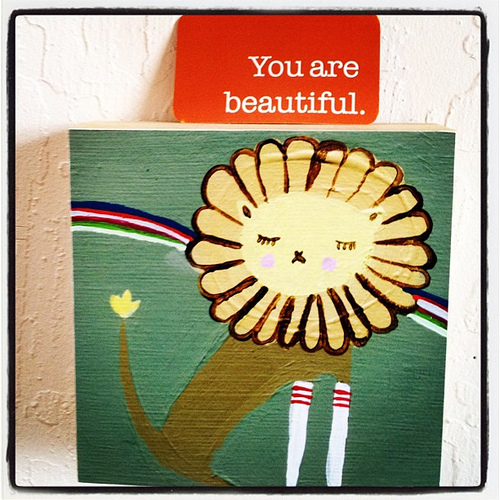 Art by awesome colorful adventuresome playful treasure seeking @matirose