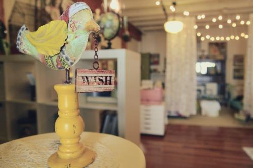 wish birdie