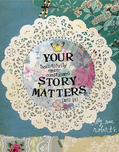your story matters II