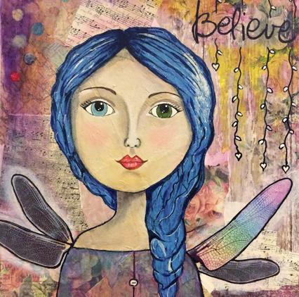 Testimonial Spirit Wings Dee Ann Lambert