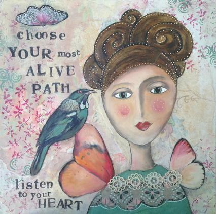 Testimonial Spirit Wings Laura McGann