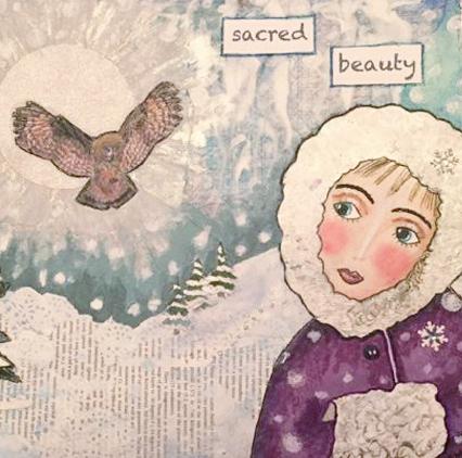 Testimonial Spirit Wings Sharon Mulder