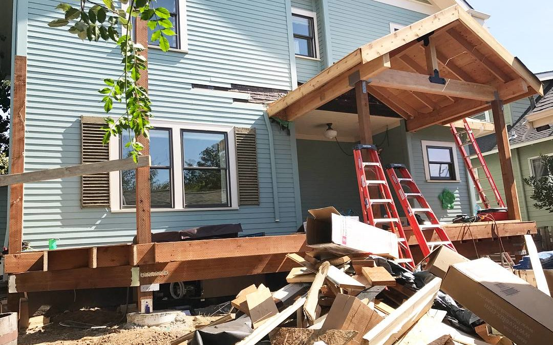 Backyard Remodel Dream Come True!