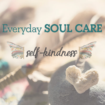 Because self-kindness changes everything.