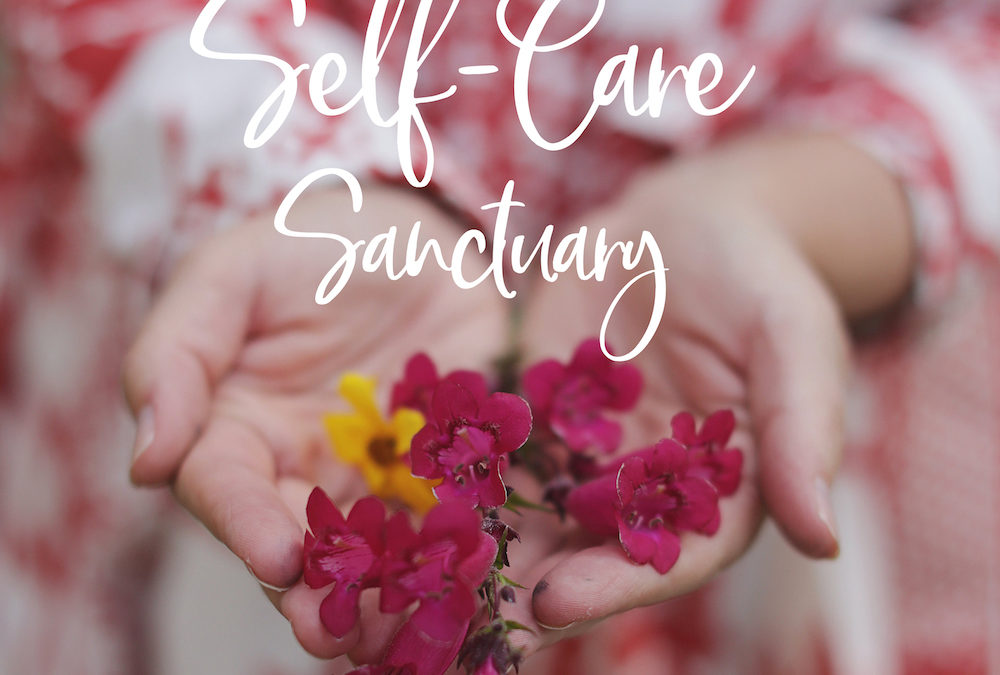 Welcome to The Self-Care Sanctuary! I am SO excited!