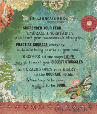 Be Courageous low res
