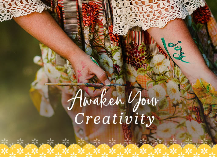 Awaken Your Creativity