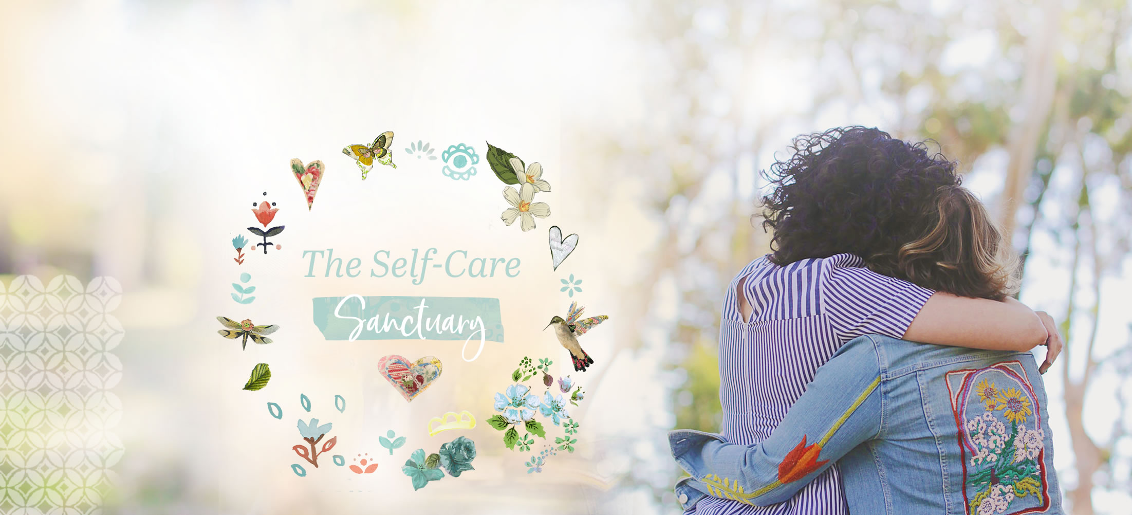 The Self-Care Sanctuary