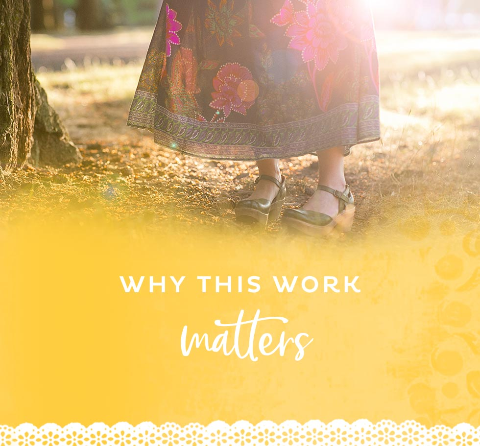Why this work matters