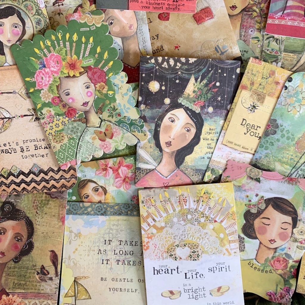 Hello, new beautiful greeting cards!