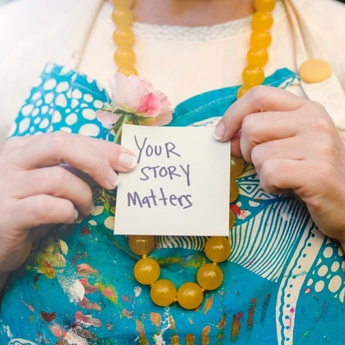 Your Story (deeply) Matters