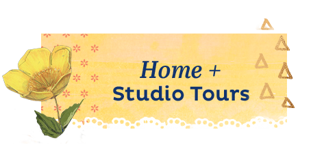 Home + Studio Tours