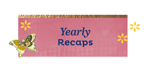 Yearly Recaps