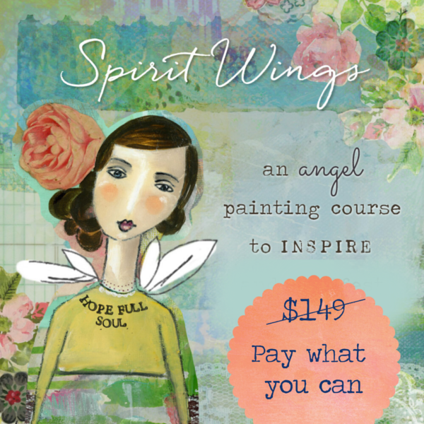 Free + Pay What You Can Painting Courses