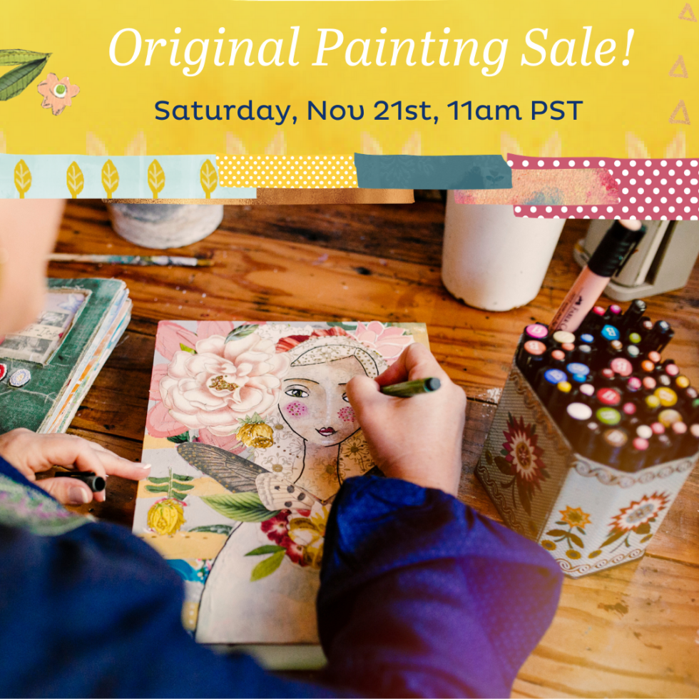 Let's have an Original Painting Sale!