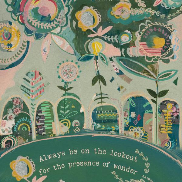 NEW Art: The Presence of Wonder